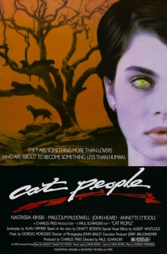Люди-кошки / Cat People (1982): постер