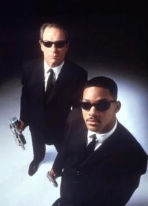 Люди в чёрном / Men in Black (1997): кадр из фильма
