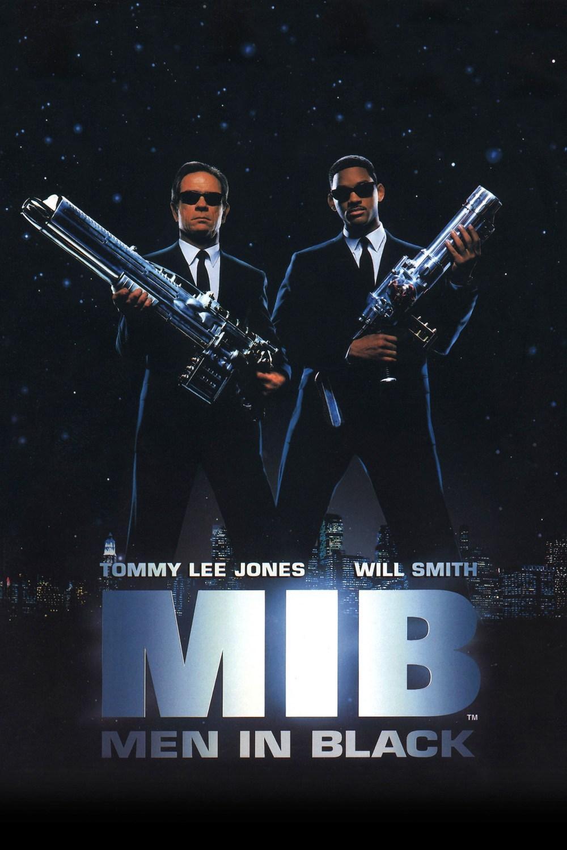 Люди в чёрном / Men in Black (1997): постер