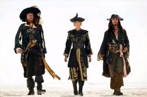 Пираты Карибского моря: На краю света / Pirates of the Caribbean: At World's End (2007): кадр из фильма