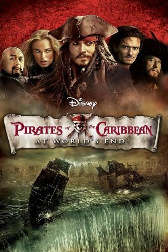Пираты Карибского моря: На краю света / Pirates of the Caribbean: At World's End (2007): постер