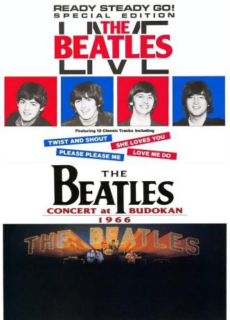 Ready Steady Go! The Beatles Live / Ready Steady Go! The Beatles Live (1985) (видео): постер