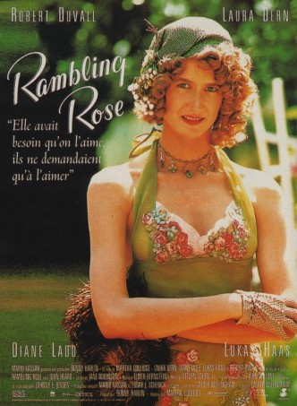 Слабая Роза / Rambling Rose (1991): постер
