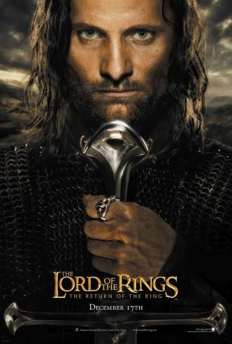 Властелин колец: Возвращение короля / The Lord of the Rings: The Return of the King (2003): постер