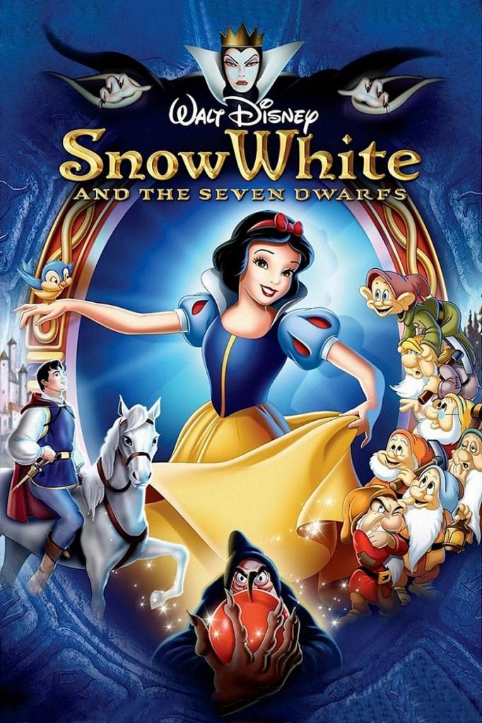 Белоснежка и семь гномов / Snow White and the Seven Dwarfs (1937): постер