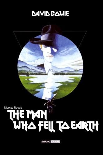 Человек, который упал на Землю / The Man Who Fell to Earth (1976): постер