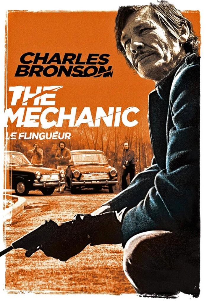 Механик / The Mechanic (1972): постер