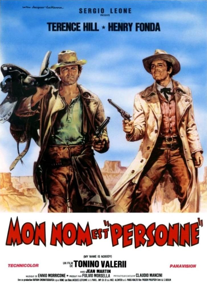 Меня зовут Никто / Il mio nome è Nessuno / Mon nom est personne / Mein Name ist Nobody (1973): постер