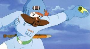 Навсикая из Долины ветров / Kaze no tani no Naushika (1984): кадр из фильма