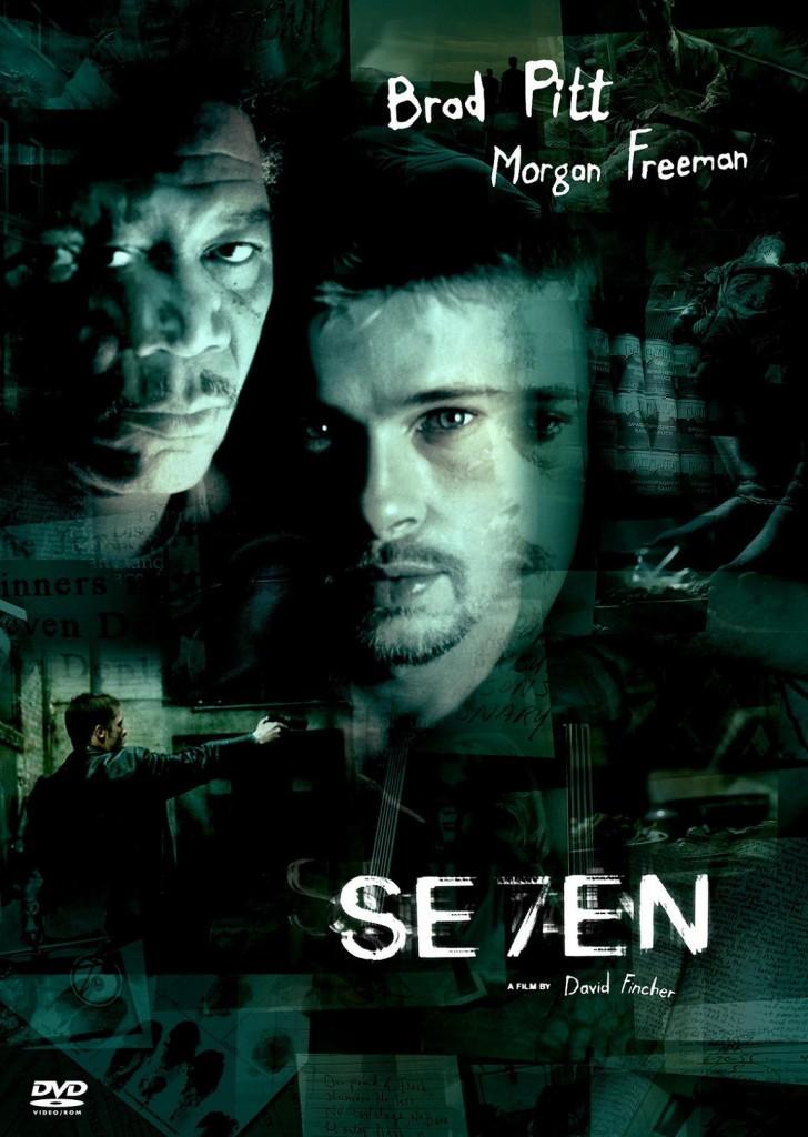 Семь / Se7en (1995): постер