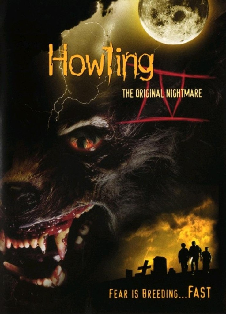 Вой 4 / Howling IV: The Original Nightmare (1988) (видео): постер