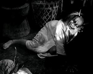 Женщина-демон / Onibaba (1964): кадр из фильма