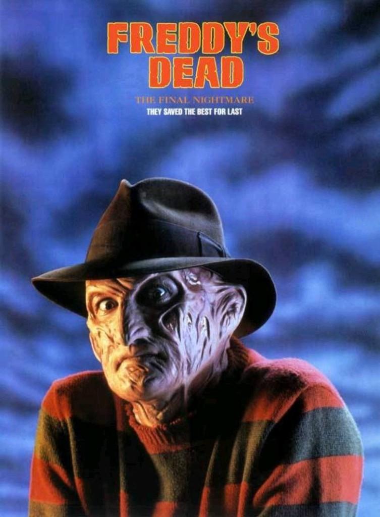 Фредди мёртв. Последний кошмар / Freddy's Dead: The Final Nightmare (1991): постер