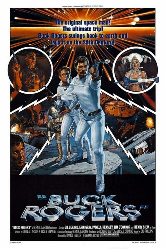 Бак Роджерс в XXV веке / Buck Rogers in the 25th Century (1979): постер