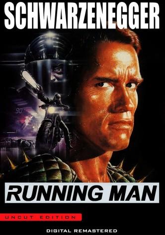 Бегущий человек / The Running Man (1987): постер