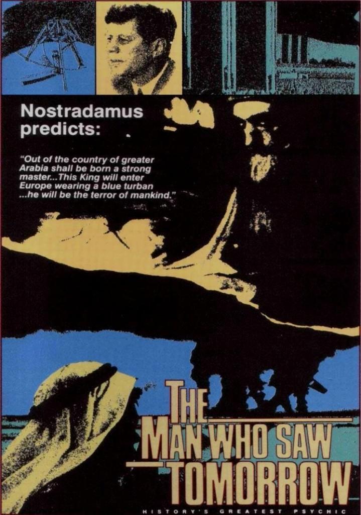 Человек, который видел будущее / The Man Who Saw Tomorrow (1981): постер