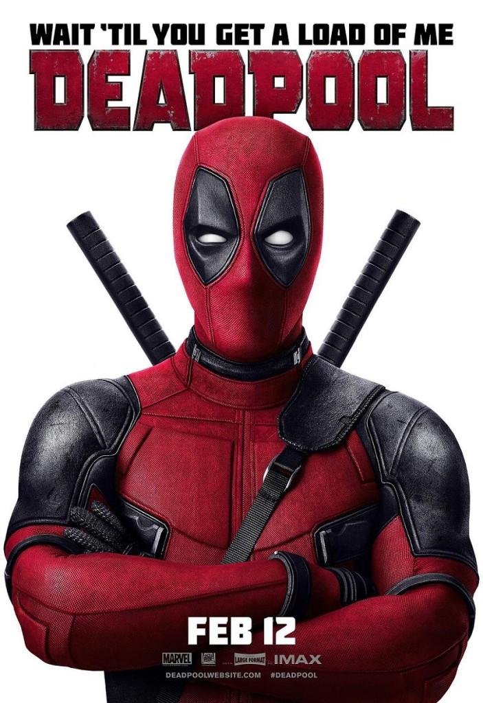 Дэдпул / Deadpool (2016): постер