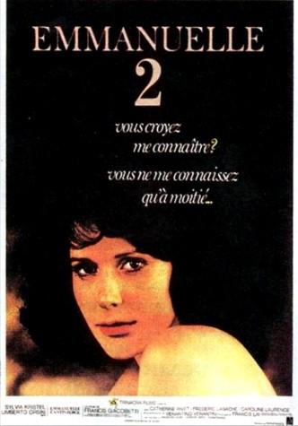 Эммануэль 2 / Emmanuelle: L'antivierge (1975): постер