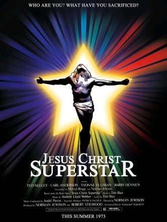 Иисус Христос – суперзвезда / Jesus Christ Superstar (1973): постер