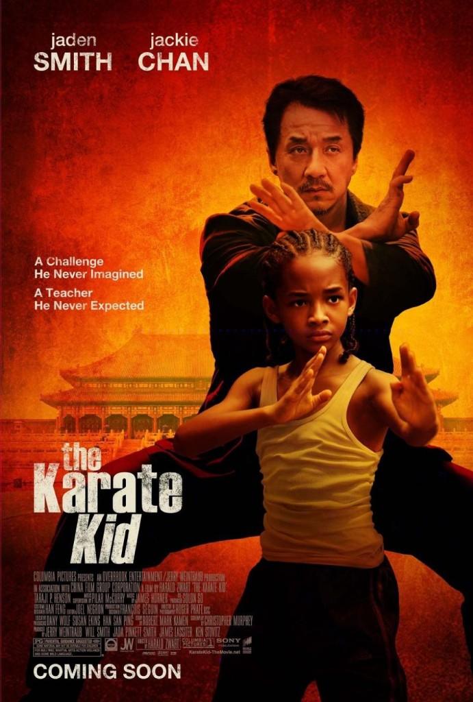 Каратэ-пацан / The Karate Kid (2010): постер