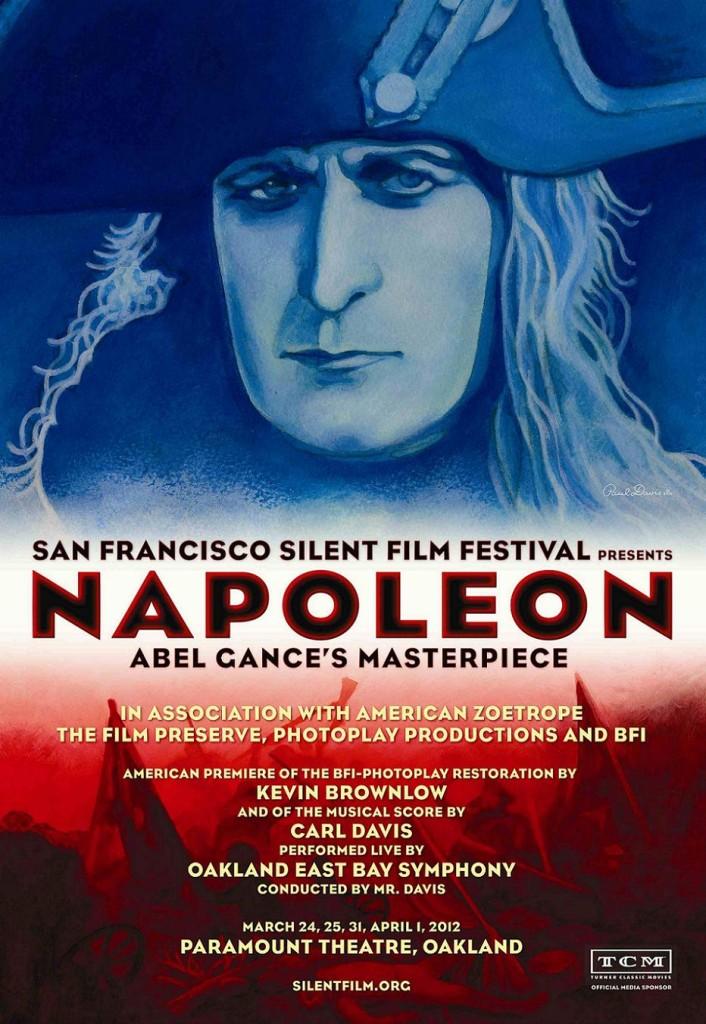 Наполеон / Napoléon vu par Abel Gance (1927): постер