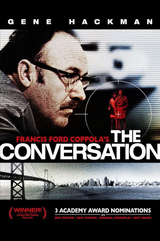 Разговор / The Conversation (1974): постер