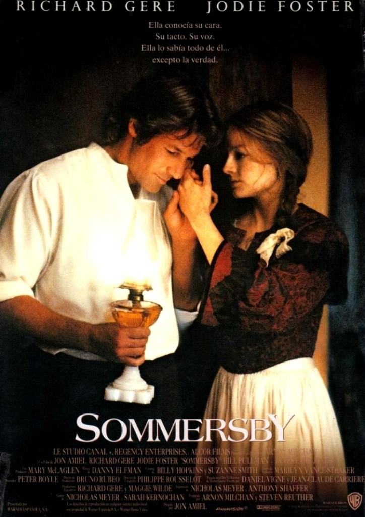 Соммерсби / Sommersby / Sommersby (1993): постер