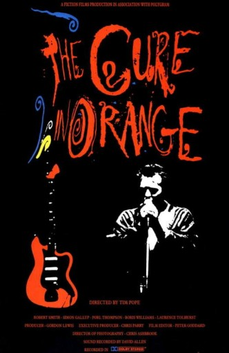 The Cure в Оранже / The Cure in Orange (1987): постер
