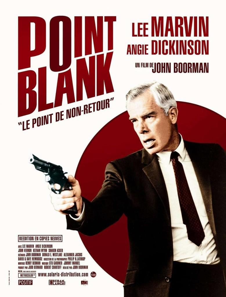 Выстрел в упор / Point Blank (1967): постер