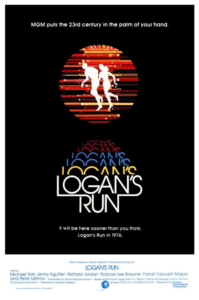 Бегство Логана / Logan's Run (1976): постер