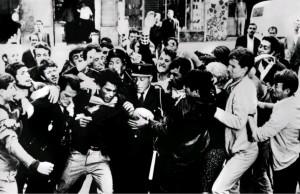 Битва за Алжир / La battaglia di Algeri (1966): кадр из фильма