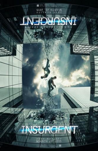 Дивергент, глава 2: Инсургент / Insurgent (2015): постер