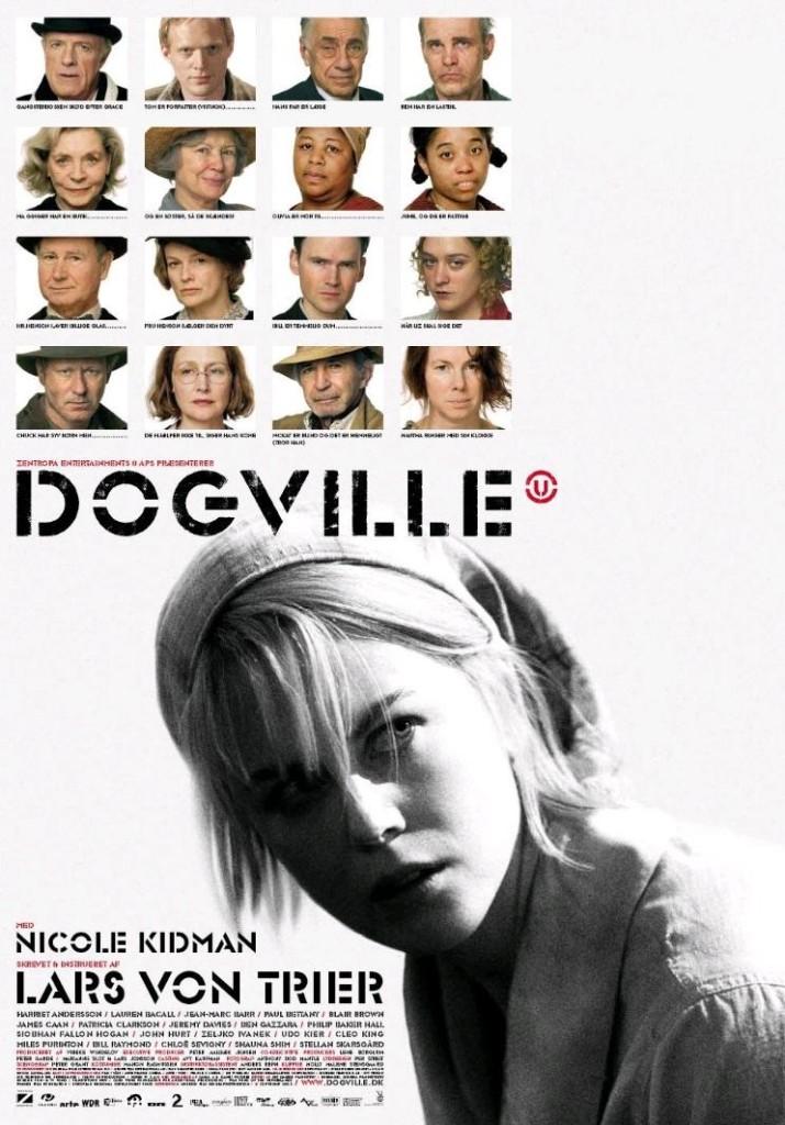 Догвилль / Dogville (2003): постер