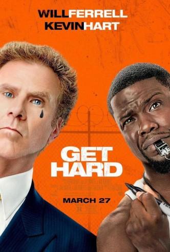 Крепись! / Get Hard (2015): постер