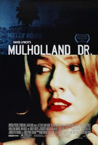 Малхолланд Драйв / Mulholland Dr. (2001): постер