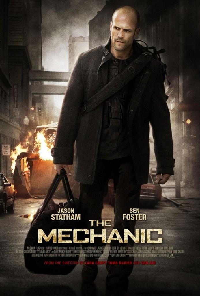 Механик / The Mechanic (2011): постер