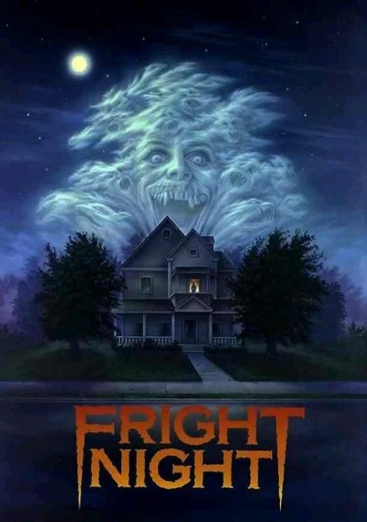 Ночь страха / Fright Night (1985): постер