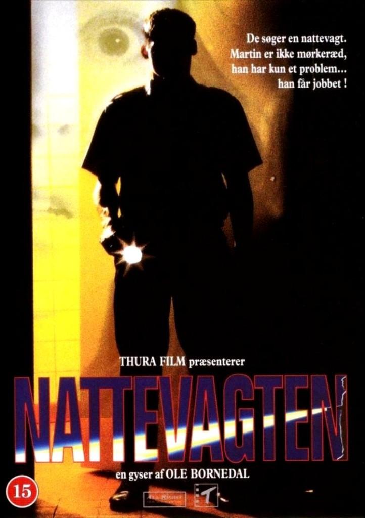 Ночное дежурство / Nattevagten / Nattvakten (1994): постер
