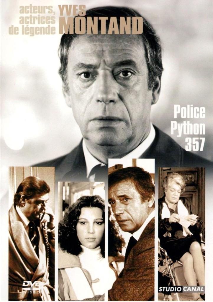 Полицейский кольт Питон 357 / Police Python 357 (1976): постер