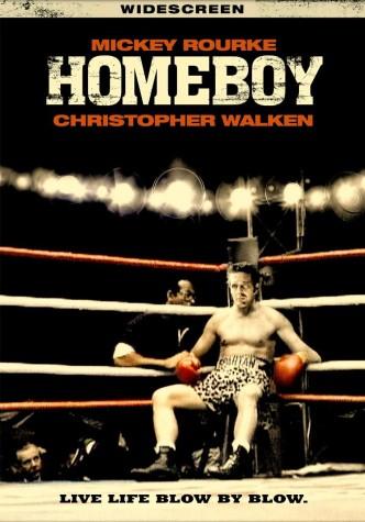 Простак / Homeboy (1988): постер
