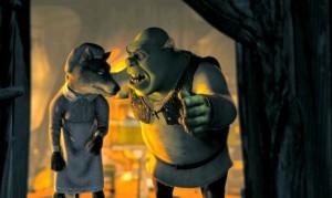 Шрек / Shrek (2001): кадр из фильма