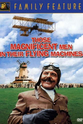 Воздушные приключения / Those Magnificent Men in Their Flying Machines or How I Flew from London to Paris in 25 hours 11 minutes (1965): постер