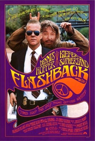 Взгляд в прошлое / Flashback (1990): постер