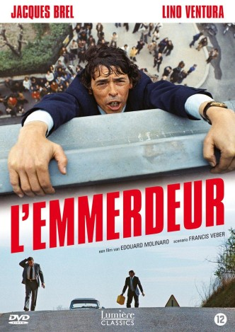 Зануда / L'emmerdeur / Il rompiballe (1973): постер