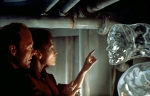 Бездна / The Abyss (1989): кадр из фильма