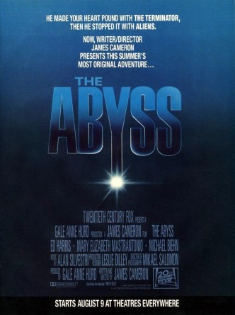 Бездна / The Abyss (1989): постер