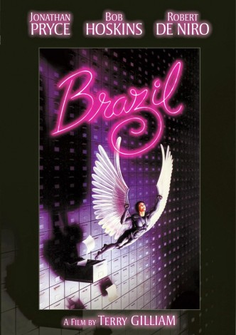 Бразилия / Brazil (1985): постер