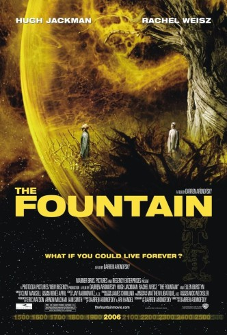 Фонтан / The Fountain / La fontaine (2006): постер