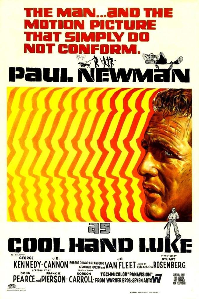 Хладнокровный Люк / Cool Hand Luke (1967): постер