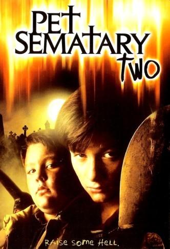 Кладбище домашних животных 2 / Pet Sematary II (1992): постер